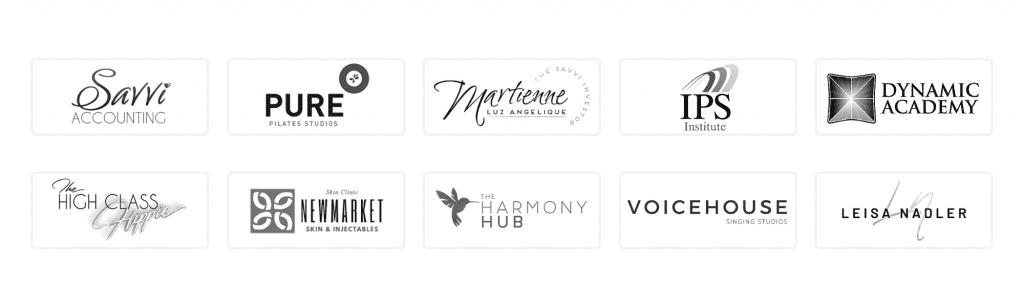 Digital Marketing Agency client logos
